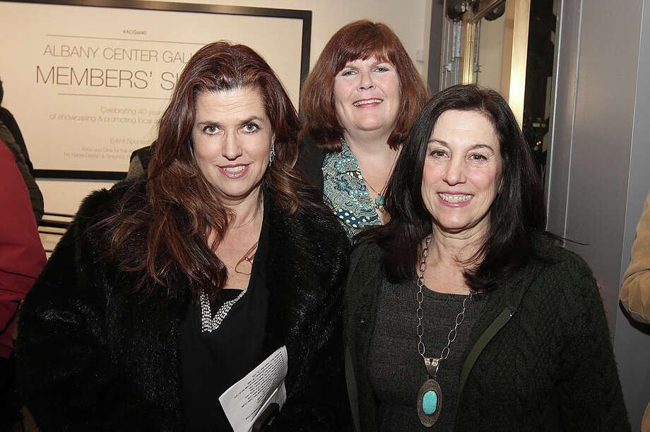 Were You Seen at the Albany Center  Gallery Members' Show Opening held at theAlbany CenterGallery in Downtown  Albanyon Wednesday, January 18, 2017? Photo: Joe Putrock/Special To The Times Union