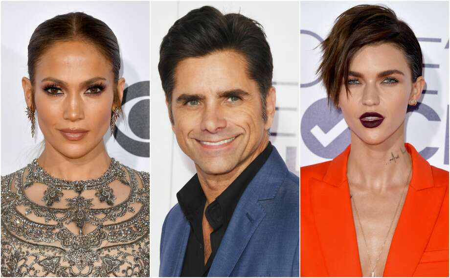 >> Keep clicking to view the best and worst outfits from the43rd People's Choice Awards. Photo: Getty Images