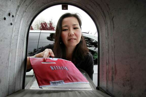 """We've never discussed shutting down DVDs since there are still lots of folks who subscribe, often to both streaming and DVD by mail,"" a Netflix representative says."