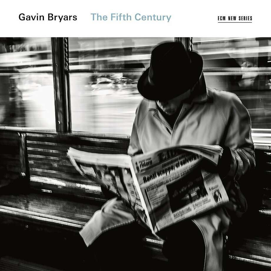 "Gavin Bryars, ""The Fifth Century"" Photo: ECM New Series"