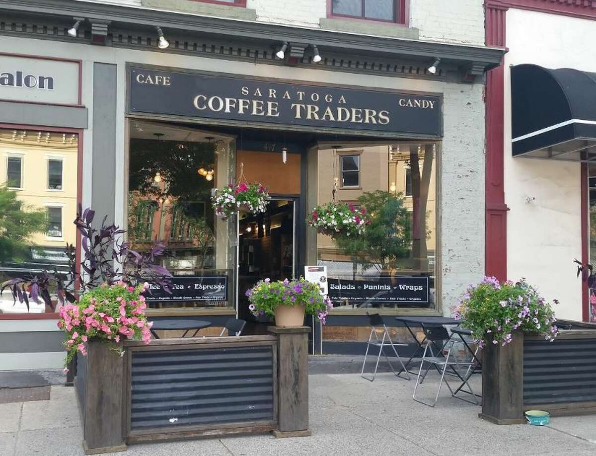 Saratoga Coffee Traders on Broadway in Saratoga Springs will be the meeting spot for Saratoga County veterans every Tuesday night.