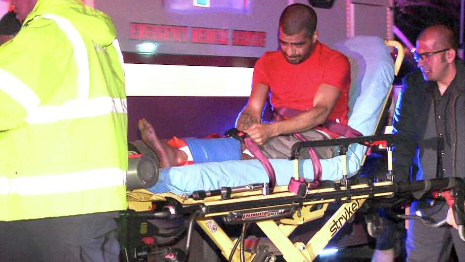 A man was shot in the leg on Jan. 19, 2017, in the 1600 block of West Hollywood Avenue. Photo: Ken Branca