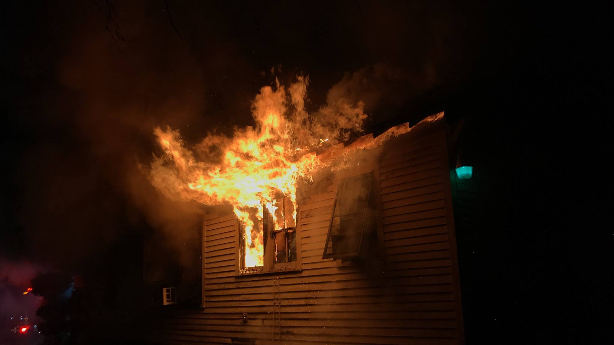 BFD: Clothes dryer to blame for overnight house fire