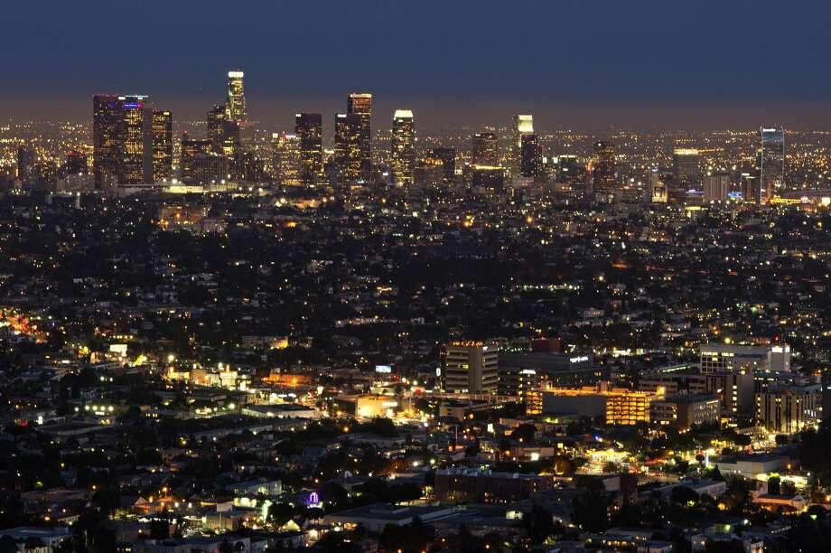 18. Los Angeles, California Photo: JOE KLAMAR/AFP/Getty Images