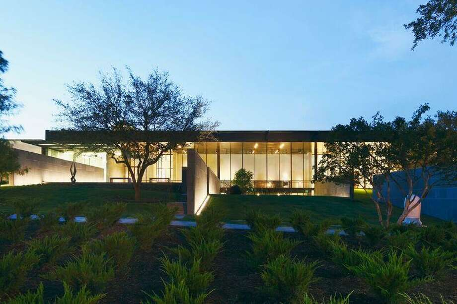 The McNay Art Museum is among the many arts and cultural organizations preparing exhibits and shows for the city's Tricentenniel. Photo: Sb /Courtesy Ford, Powell & Carson