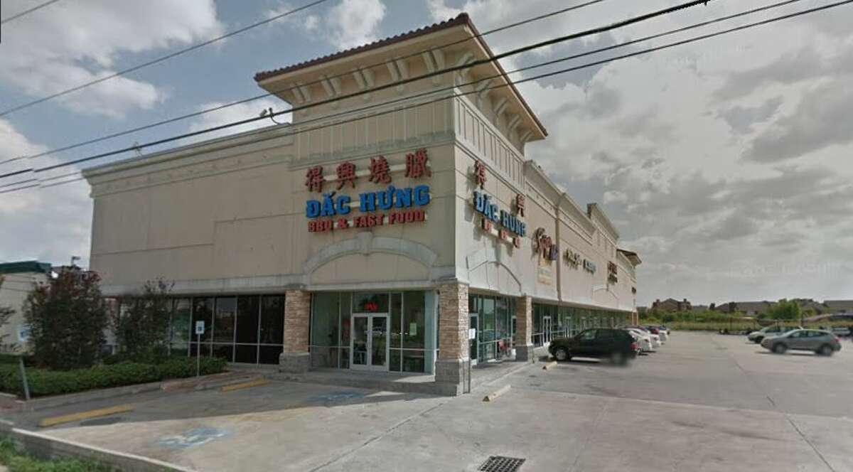 Dac Hung Barbeque 12315 Bellaire Blvd Ste,. 100 Houston, TX 77072 Demerits: 61 Inspection Highlights:No hot water is provided in this establishment. Observed water 70 degrees F at the three-compartment sink. Food services operation is temporarily ceased. The food establishment shall maintain on premises a certificate of completion of the food handler course for each food employee.