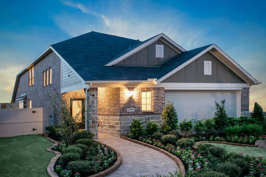 Horizon Homes will open a model home in Valley Ranch north of Kingwood in January. Photo: Provided By Signorelli Co.