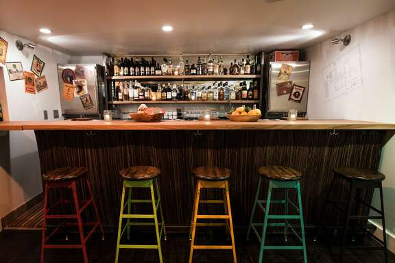 San Francisco's Over Proof, a new bar, will soon officially open on 16th Street in the Mission inside ABV.