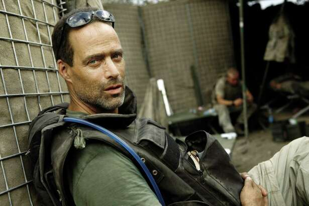 "Author Sebastian Junger uses cultural anthropology to explore PTSD and soldier suicides in ""Tribe."""