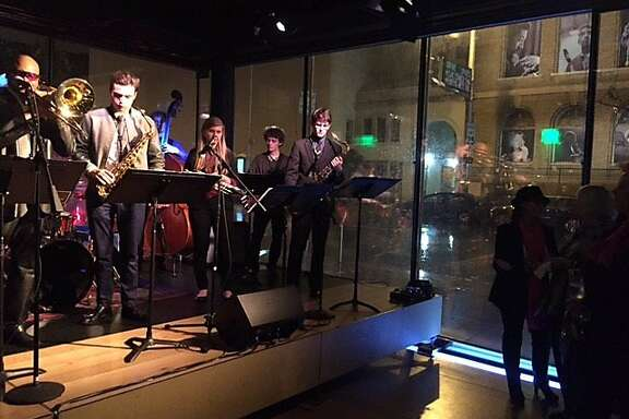 SFJAZZ High School All Stars perform in Joe Henderson Lab