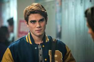 New Zealand's KJ Apa plays the iconic Archie Andrews of the comic books in a dark new take on the characters in 'Riverdale' on The CW.