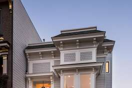 3984 20th St. is a rebuilt four bedroom near Dolores Park.