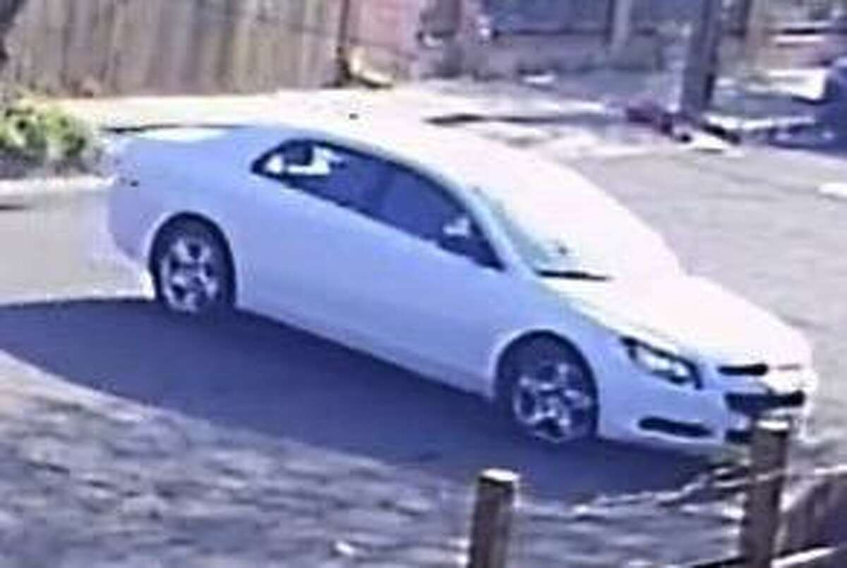 The car of an Oakland homicide suspect, according to officials.