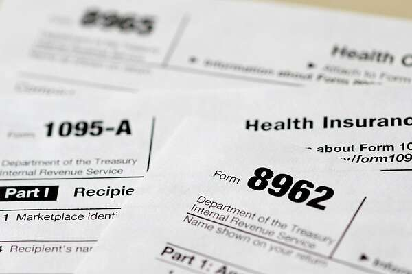 People who get health insurance through a marketplace such as Covered California receive Form 1095-A, which they need to complete Form 8962, which is filed with their tax return.