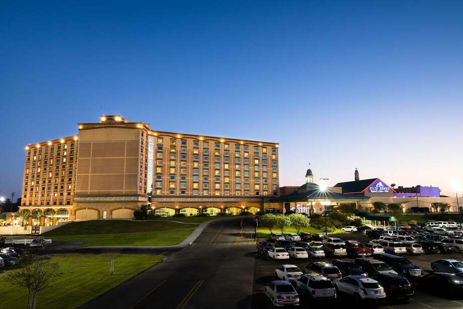 Delta Downs Racetrack Casino Hotel debuted a $45 million expansion Thursday, which includes a new 167-room hotel tower. Photo: Courtesy Of Boyd Gaming