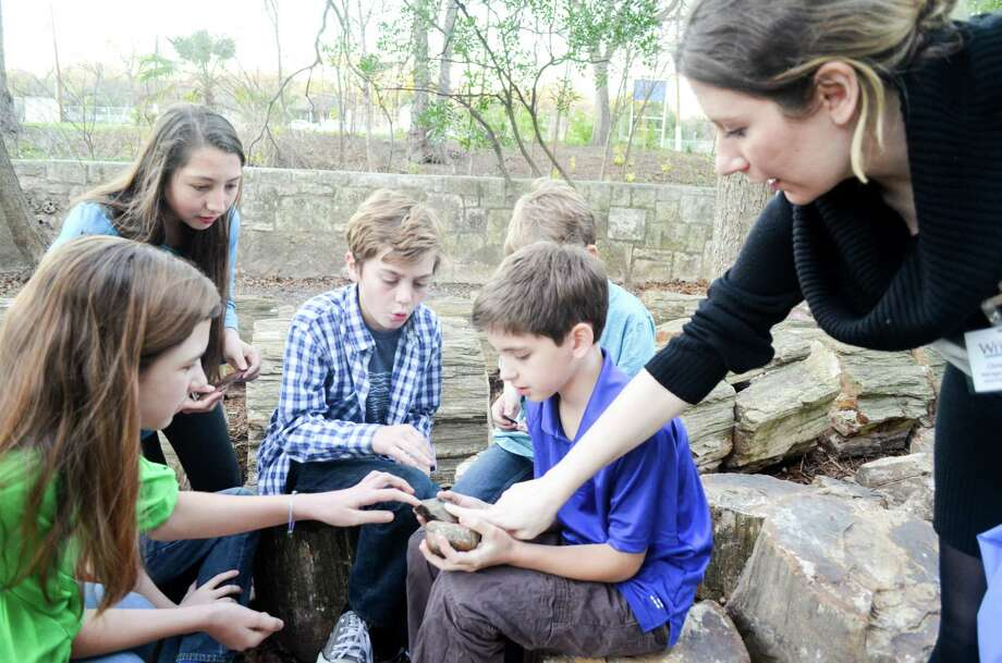 The Witte Museum is offering a dinosaur-themed spring break camp. Photo: Witte Museum