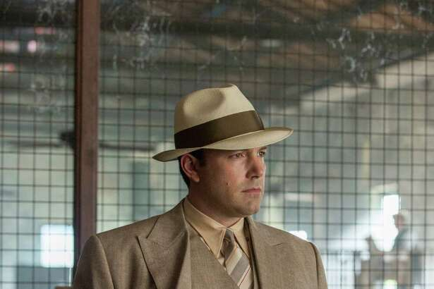 """This image released by Warner Bros. Entertainment shows Ben Affeck in a scene from """"Live By Night."""" (Claire Folger/Warner Bros. Entertainment via AP) ORG XMIT: NYET610"""