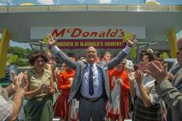 In his portrayal of McDonald's founder Ray Kroc, actor Michael Keaton can't help but imbue a historically unsavory character with a glimmer of soul.