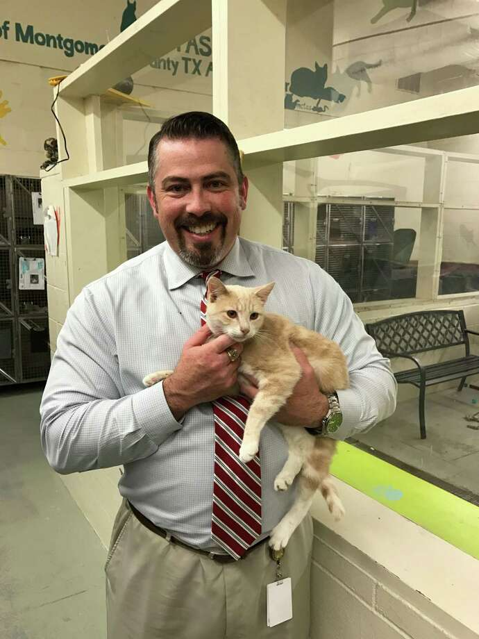 "Charles Jackson, newly selected director of the county animal shelter, is the keynote speaker for the ""United Pet Rescuers of Montgomery County Conference"" Feb. 3 and 4 at Lone Star College-Montgomery."