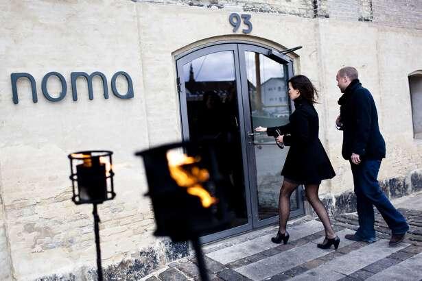 Copenhagen's world-class Noma will be setting up in Mexico.