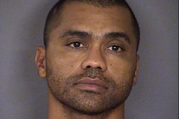 Ruben Hernandez, 39, was arrested Wednesday after allegedly shooting a man in his foot during an argument.