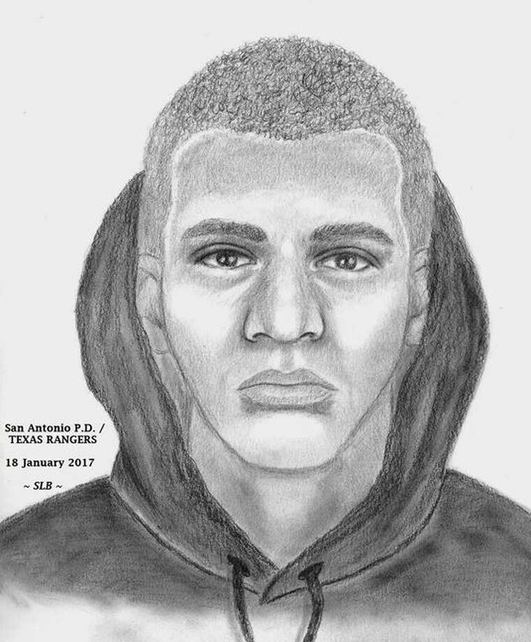 The San Antonio Police Department on Jan. 19, 2017, released a sketch of the man suspected in a string of sexual assaults in the Medical Center area. Photo: San Antonio Police Department