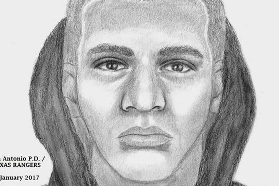 The San Antonio Police Department on Jan. 19, 2017, released a sketch of the man suspected in a string of sexual assaults in the Medical Center area.
