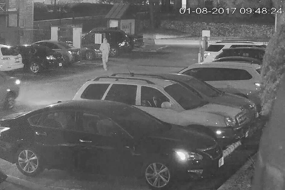 The San Antonio Police Department on Jan. 19, 2017, released security camera footage of the man suspected in a string of sexual assaults in the Medical Center area.