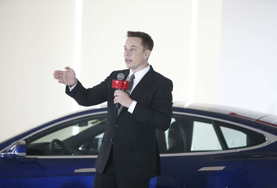 CEO Elon Musk's Tesla has updated Autopilot software to rely more on radar sensors and less on cameras. Photo: VCG / VCG 2016 / 2015 Visual China Group
