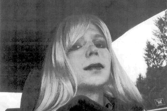 This undated photo provided by the U.S. Army shows Pfc. Chelsea Manning. (AP Photo/U.S. Army, File)