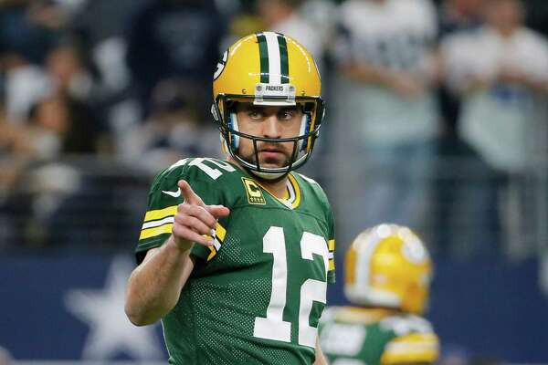 Aaron Rodgers has 24 touchdown passes, one interception and a 117.9 rating during Green Bay's current eight-game winning streak.
