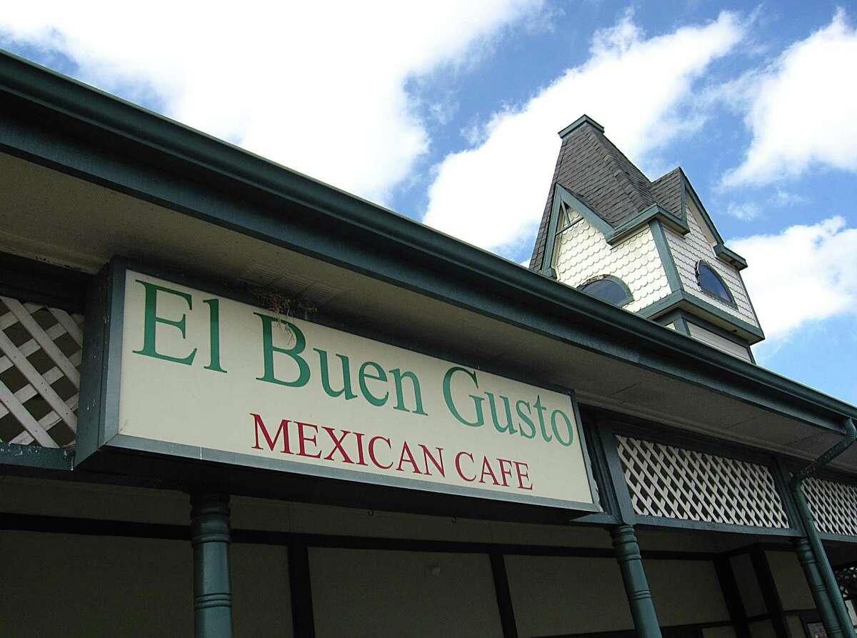El Buen Gusto Mexican Cafe on Tezel Road.
