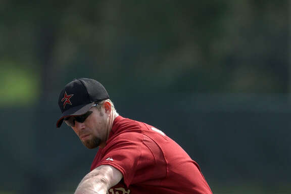 Though he wasn't a shortstop, Jeff Bagwell took a tip from Hall of Famer Ozzie Smith and improved his backhand.