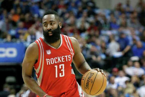 James Harden credits the Rockets' winning ways for landing him a starting berth in NBA All-Star Game.