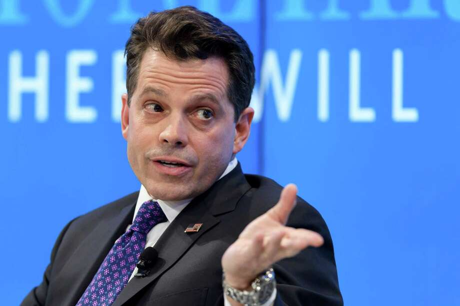 EducationScaramucci earned a bachelor's degree in economics from Tufts University in Medford, Mass. He later earned his juris doctor degree from Harvard Law School Photo: FABRICE COFFRINI, Staff / AFP or licensors