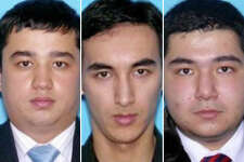 Nodir Yunusov, Sandjar Agzamov and Rustamjon Shukurov are among the men who make up the U.S. Immigration and Customs Enforcement's list of their most wanted human traffickers.