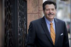 Laredo mayor Pete Saenz is pictured.