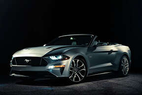 The all-new Ford Mustang was recently unveiled.