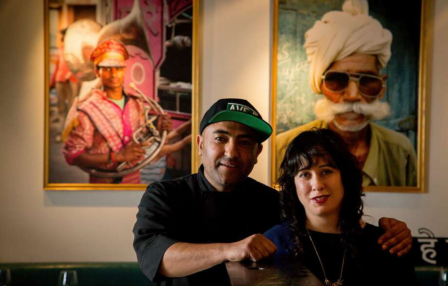 Chef owner Jessi and Jennifer Singh at Babu Ji in San Francisco, Calif. is seen on January 19th, 2017. Photo: John Storey, Special To The Chronicle