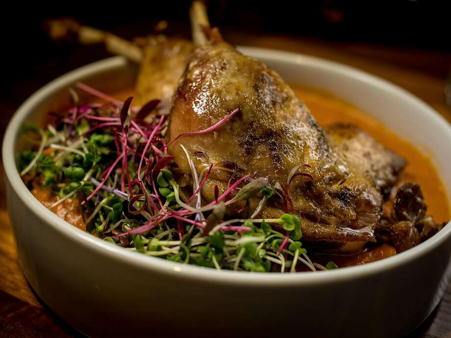 Duck curry at Babu Ji in S.F. Photo: John Storey, Special To The Chronicle