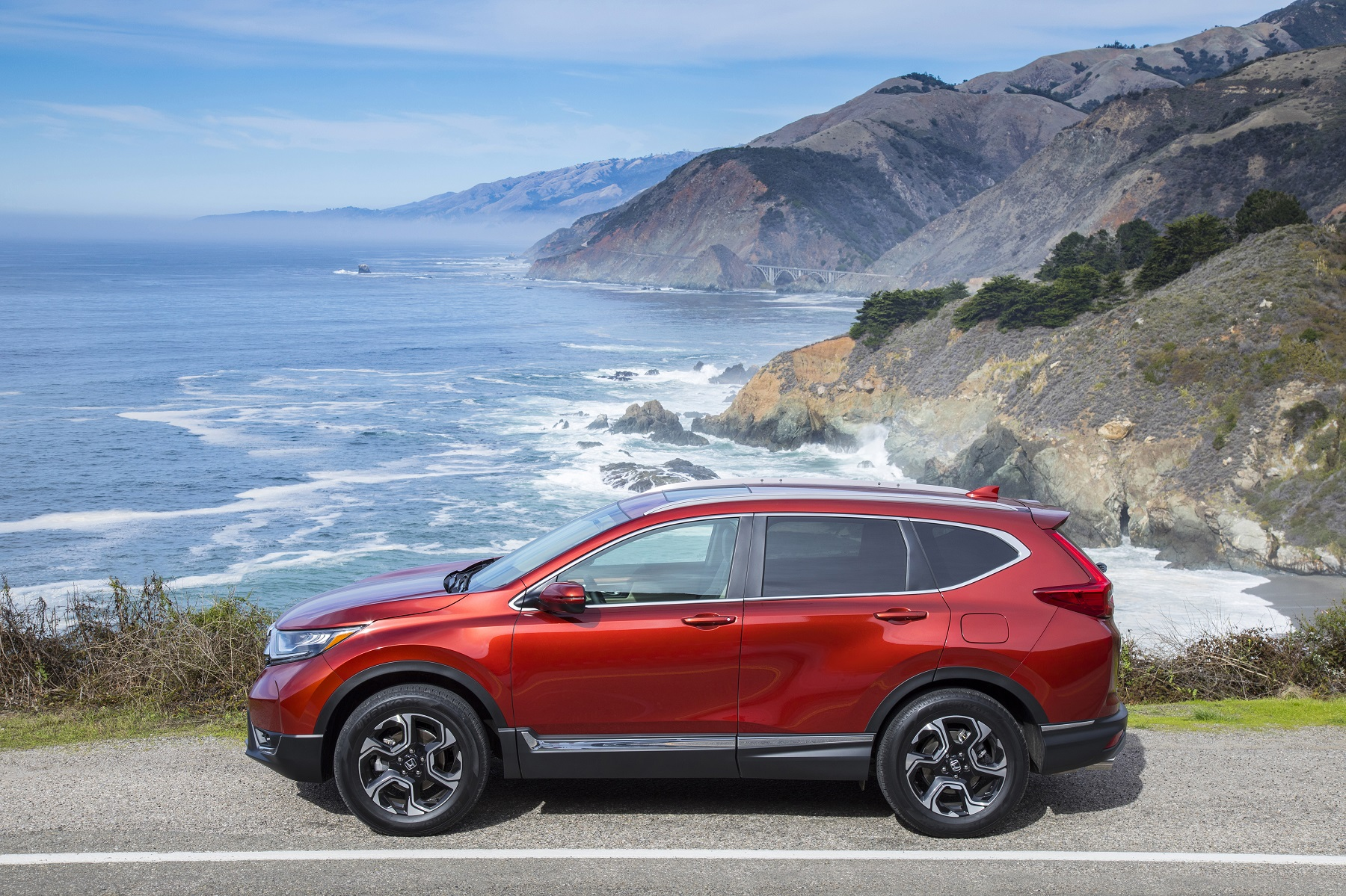 Honda CR-V gets complete redesign, more room for 2017