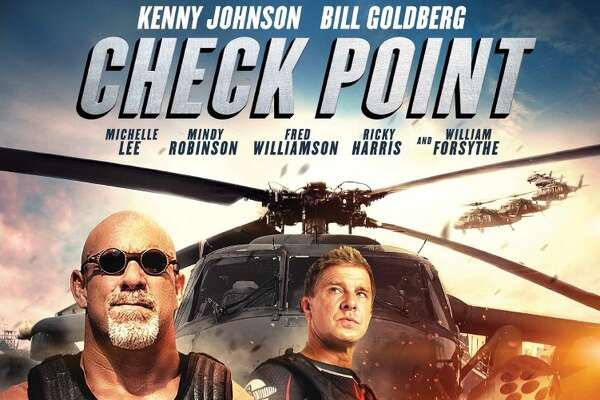 Check Point new poster