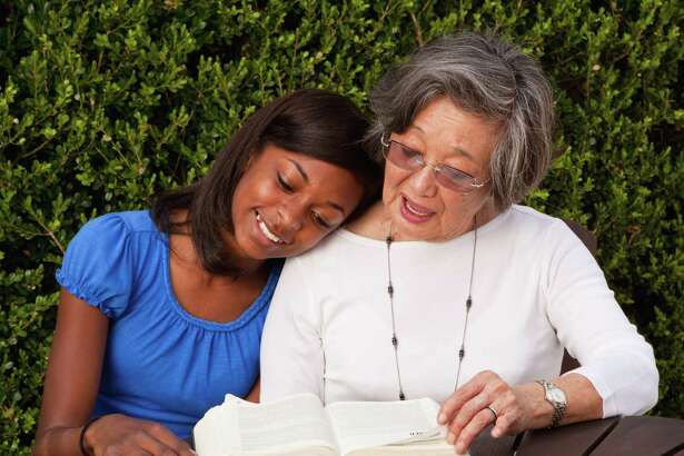 Foster Grandparents are role models, mentors and friends to children with exceptional need.