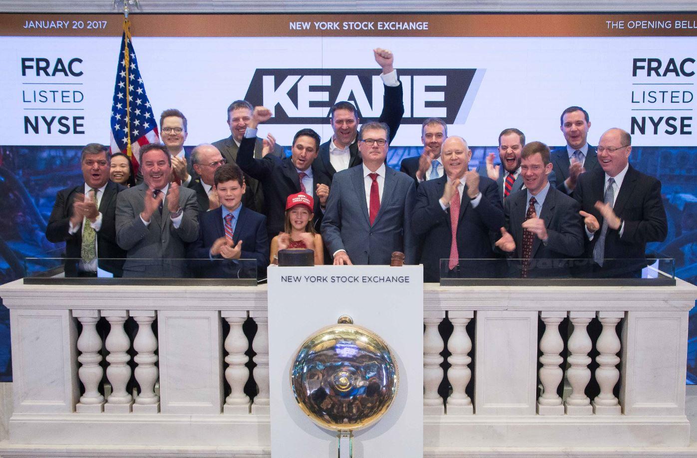 Keane groups shares begin trading on nyse houston chronicle biocorpaavc Images