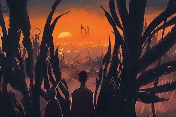"""""""The Land of the Magic Flute,"""" an animated motion graphic novel, will be featured in the SOLI Chamber Ensemble's program for the Mozart Festival."""