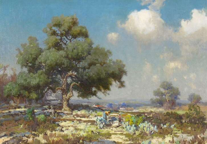 """""""Afternoon, Southwest"""" from 1912"""