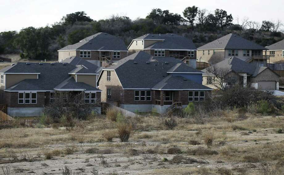 New subdivisions are slowly dotting the landscape of West Bexar County on Jan. 18, 2017. Such growth will continue to fill area roads, which is why legislation enabling a vote in Bexar County on a new funding source is important. Photo: Kin Man Hui /Staff File Photo / ©2017 San Antonio Express-News