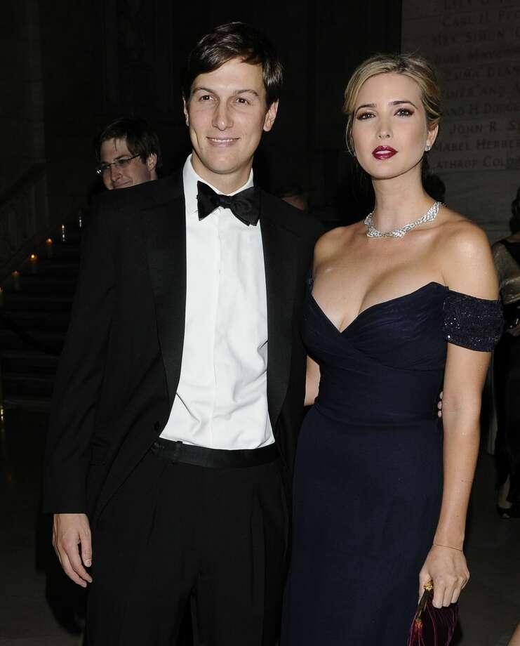 Story Donald Trump Wedding Photos: Ivanka Trump And Jared Kushner: The Love Story