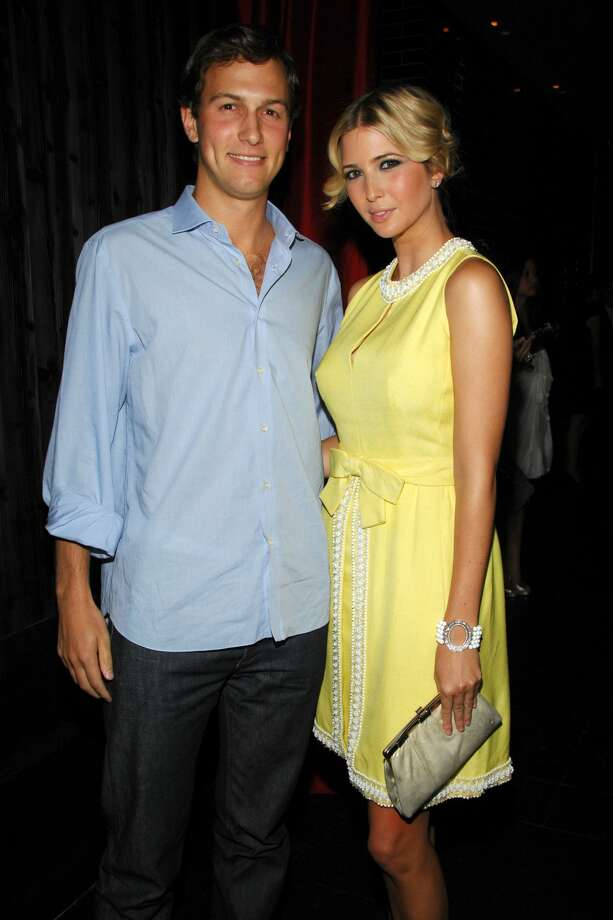 """What you need to know about Ivanka Trump and Jared Kushner's relationship1) They met because of a networking opportunity:A mutual friend of the couple thought it would be a good idea for the two to know each other professionally. They fell for each other and now call it the """"best deal we ever made"""" Photo: Patrick McMullan/Patrick McMullan Via Getty Images, Getty Images"""
