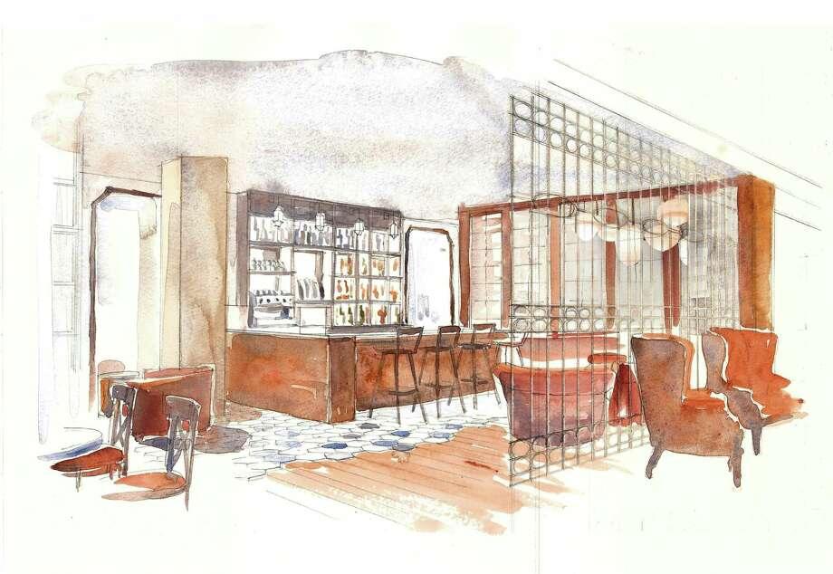 Houston-based architect Lauren Rottet will oversee a $10 million overhaul of Hotel Valencia Riverwalk. Photo: Courtesy Illustration